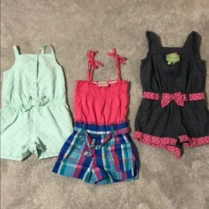 Other - Set of 2T rompers